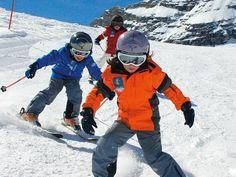 Kinder Skikurs Hausberg Skischule