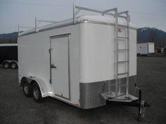 7x14 cargo trailers - Google Search