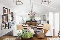 Mix and Chic: Home tour- A globally inspired California home!