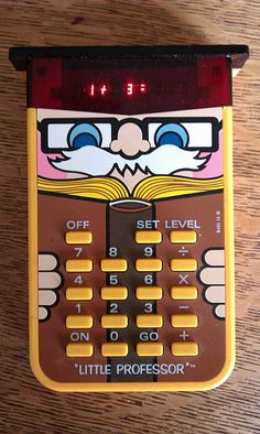 OMG I had one of these