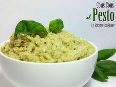 Cous Cous al Pesto