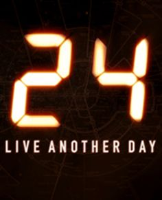 24: Live Another Day - Starts tonight (May 5th) on Fox. I'm so excited.  Hope it's as good as before!