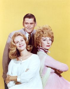 Bewitched had to be one of my all-time favorite TV shows. Mad Men meets Harry Potter.