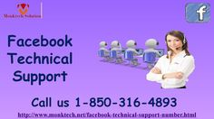 What are the positive purposes of Facebook Technical Support 1-850-316-4893? If you are looking for the Facebook Technical Support then you need to make a call at 1-850-316-4893 where our experts will offer you the premium services at the negligible price and one thing we can surely say that you won't give any negative feedbacks after availing our services. So, hurry up!! Contact us as soon as possible for the help. For more information visit…