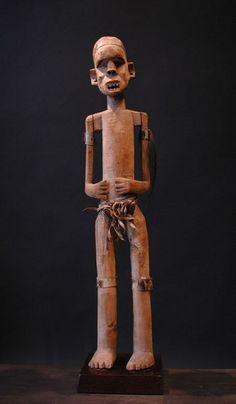 Nyamwezi Figure, Tanzania