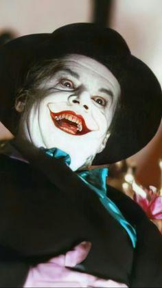 Joker Nicholson, Jack Nicholson, Gotham, Creepy, Scrap, Batman, Actors, American, Fictional Characters