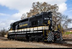 RailPictures.Net Photo: NS 3170 Norfolk Southern EMD SD40 at Gainesville, Georgia by Jordan Hood