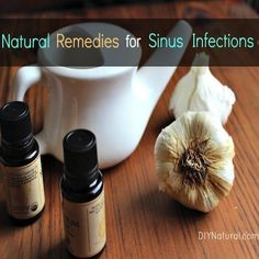 Natural Remedies to Treat and Prevent Sinus