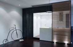 Modern Flat in Rome, EUR. Project By Noses Architects. Kitchen Detail