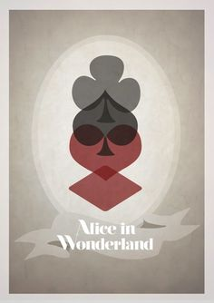 Alternative-Disney-Movie-Poster-Alice-in_Wonderland.jpg 620×878 pixels