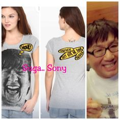 When the guy on the Tshirt looks like Bang PD and the back of the shirt says Give me Suga. Quick Money, Bangs, Give It To Me, Kpop, India, T Shirts For Women, Guys, Shopping, Fashion