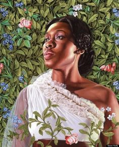 paintings by kehinde wiley