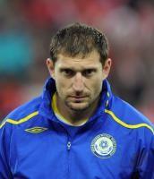 Fussball International EM 2012-Qualifikation: Renat Abdulin (Kasachstan)