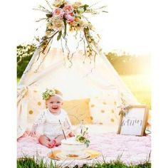 online shopping for Terese Pop-Up Play Teepee Isabelle & Max from top store. See new offer for Terese Pop-Up Play Teepee Isabelle & Max One Year Birthday, Half Birthday, Baby Girl First Birthday, Birthday Celebration, Birthday Ideas, One Year Pictures, First Year Photos, Baby Pictures, Toddler Play Tent