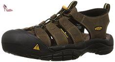 Keen NEWPORT 110220-BISN, Sandales homme - Marron (Marron-TR-E4-194), 42 EU - Chaussures keen (*Partner-Link)