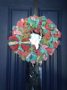 Matilda Jane custom wreath by GunnyandGrove on Etsy
