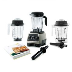 Vitamix Professional Series 750 Brushed Stainless Steel 64 Ounce Blender Set with 32 Ounce Dry Container and Bonus 48 Ounce Wet Container from http://howtoloseweightfaster.siterubix.com/best-blender-is-vitamix/vitamix-professional-series-750-brushed-stainless-steel-64-ounce-blender-set-with-32-ounce-dry-container-and-bonus-48-ounce-wet-container/