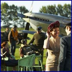 #goodwoodrevival #vintage #classic #cars #aviation #races