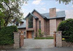 modern mansion england - Google Search