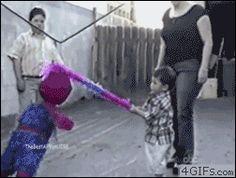 This kid wins.