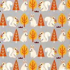 Festive Forest/Allison Cole/Camelot fabrics