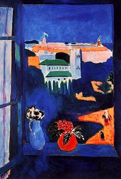 dipinto di Henri Matisse