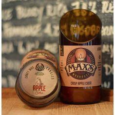 Max's Waxhouse Crisp Apple Cider Candle   Wonder Works Toys