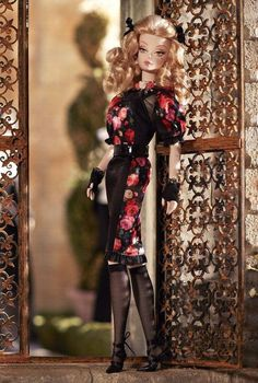 Fiorelli Barbie: Silkstone Dolls