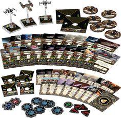 X-Wing | Presentación de las Naves Más Buscadas | Blog Egdgames.com