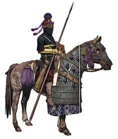 <<Salandala>> Sassanid cavalry