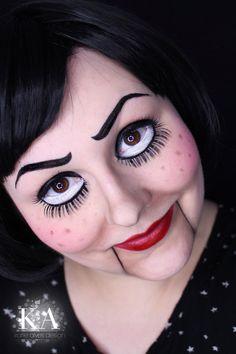 Halloween-Makeup-3.jpg (730×1095)
