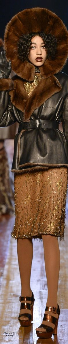 Jean Paul Gaultier Collection Fall 2016 Couture
