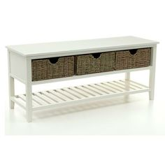 Cabinet For Hiding Away Bathroom Products And Medicines Baskets For Facecloths And