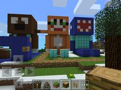 Dorian built it for us it's awsome I've made milk bar herdals dropper a sheep a rollercoaster  and a water slide