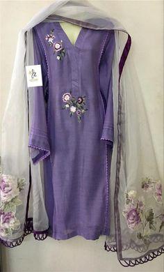 Beautiful Dress Designs, Stylish Dress Designs, Designs For Dresses, Simple Pakistani Dresses, Pakistani Dress Design, Simple Kurti Designs, Kurta Designs, Fancy Dress Design, Kurta Neck Design