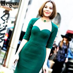 HEGO 2015 Free Shipping New Fashion Asymmetrical Long Sleeve Dress With Factory Direct H1187