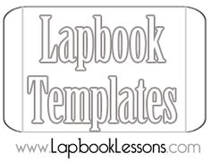 Free Lapbooks, Bible Lapbook