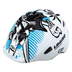 Kids' Bike Helmets - Limar 124 Toddler S4554 Helmet BluePirates *** Details can be found by clicking on the image.