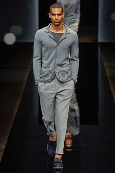 Cool Giorgio Armani Spring/Summer 2017 Menswear CollectionMAN Spring 2017 Menswear FashionMore Pins Like This At FOSTERGINGER... coolclothes Check more at http://fashionie.top/pin/23686/