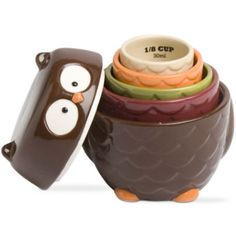 Owl 5-pc. Measuring Cup Set  found at @JCPenney
