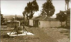 Aziz Mahmut Hüdai'nin Küçük Çamlıca'daki Çilehanesi