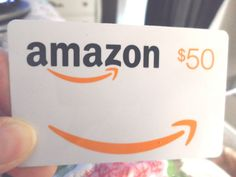 $50 AMAZON GIFT CARD/GIN/3 DAYS ONLY