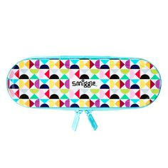 Zip Tin Pencil Case from Smiggle - geo