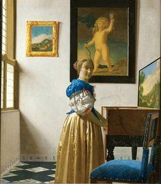 Johannes Vermeer | Re-Create