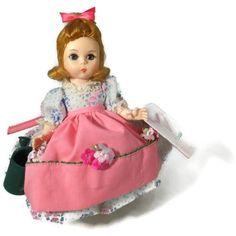 Vintage Madame Alexander Mary Mary Storyland Doll 451