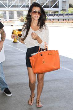 Kourtney Kardashian is my fashion inspiration