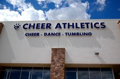 A girl can wish, can't she? CHEER ATHLETICS