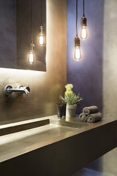 Wall Lights, Lighting, Home Decor, Colors, Appliques, Lights, Interior Design, Home Interiors, Lightning