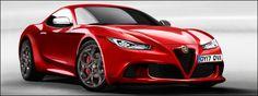 Alfa Romeo 6C Coupe
