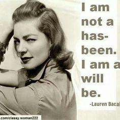 Lauren bacal
